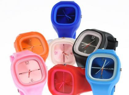 Jelly Watch - zegarki wedle gustu
