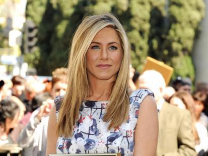 Jennifer Aniston dostała swoją gwiazdę w Alei Sław!