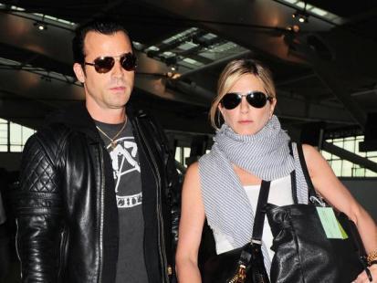 Jennifer Aniston i Justin Theroux - Szybka miłość