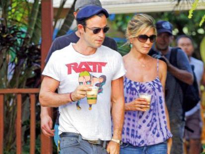 Jennifer Aniston i Justin Theroux zamieszkali razem