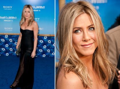 Jennifer Aniston - Styl gwiazd