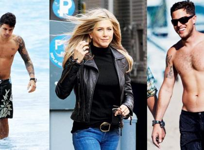 Jennifer Aniston - Za dużo o jednego...