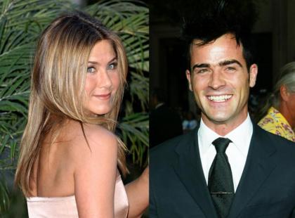 Jennifer Aniston zamieszkała z Justinen Theroux'em