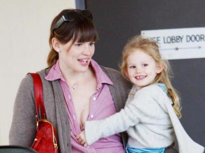 Jennifer Garner najlepszą mamą!
