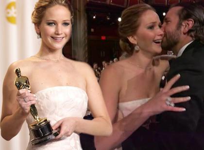 Jennifer Lawrence tym razem zignorowała ceremonię Oscarów