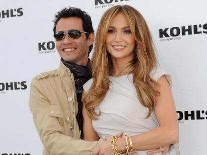 Jennifer Lopez i Marc Anthony - Chcemy mieć dziecko!