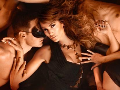 Jennifer Lopez na biało!