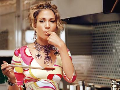 Jennifer Lopez  - Pałac królowej