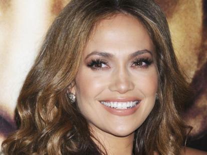 Jennifer Lopez schudła...