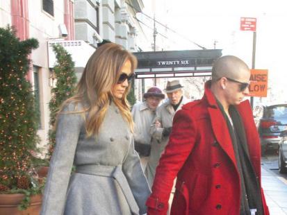 Jennifer Lopez z nowym chłopakiem