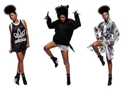 Jeremy Scott dla adidas Originals