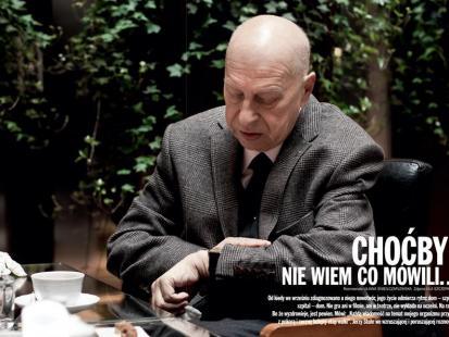Jerzy Stuhr: Nie poddam się!