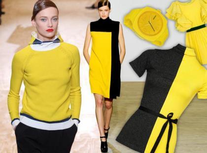 Jesień 2011: Żółty w roli głównej