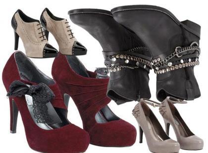 Jesienna kolekcja butów Tosca Blu