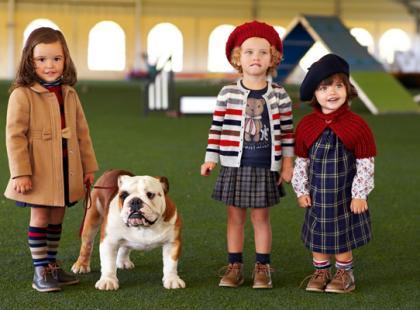 Jesienna moda dla dzieciaków od Benetton