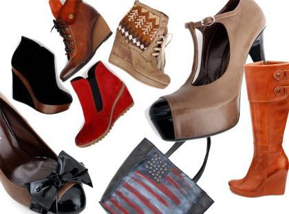 Jesienne buty i dodatki od marki Venezia
