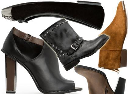 Jesienne hity: 25 modnych modeli butów z Mango