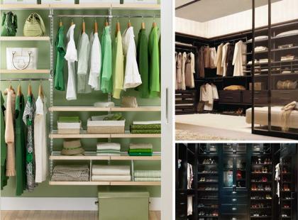 Jesienne porządki- jak urządzić garderobę?