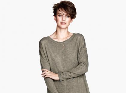 Jesienne swetry - 15 propozycji marki H&M!