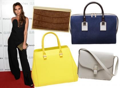 Jesienne torebki zaprojektowane przez Victorię Beckham