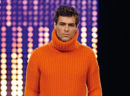 Jesienno-zimowa kolekcja Benetton dla mężczyzn