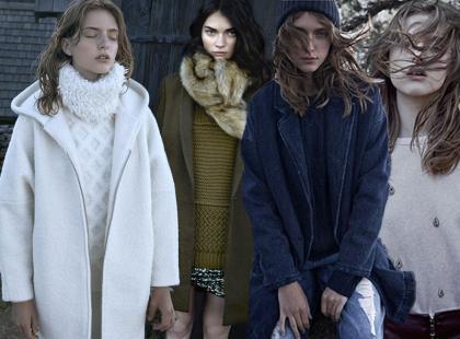 Jesienno-zimowa kolekcja Pull & Bear w skandynawskim klimacie