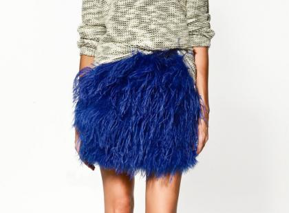 Jesienno-zimowa kolekcja spódnic Zara