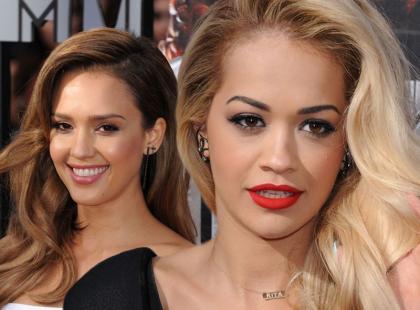 Jessica Alba kontra Rita Ora - która wygląda lepiej?