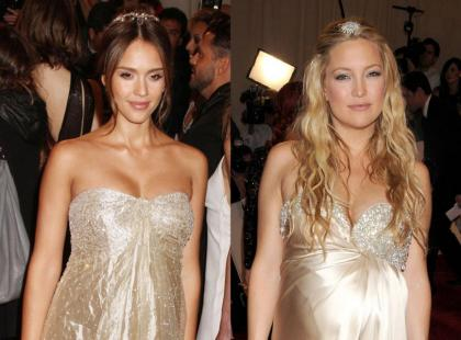 Jessica Alba vs Kate Hudson