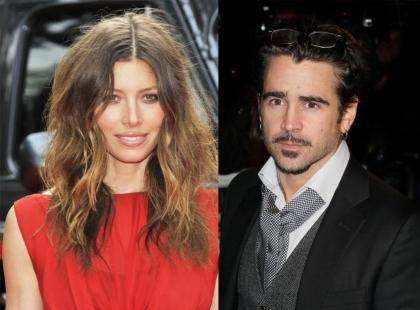 Jessica Biel i Colin Farrell są parą!