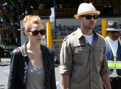 Jessica Biel i Justin Timberlake już po ślubie!