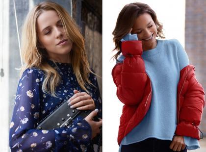 Jessica Mercedes i Ania Starmach ambasadorami Klubu Modnych Kobiet Orsay