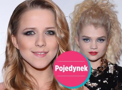 Jessica Mercedes kontra Margaret - która wygląda lepiej?