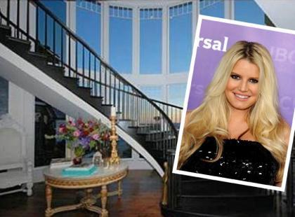 Jessica Simpson kupuje dom Osbourne'ów w Los Angeles