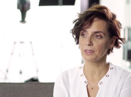 """""""Jestem fajną babką!"""" – mówi Katarzyna Lackner, ambasadorka marki Max Factor"""