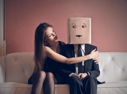 Jestem zbyt nieśmiały, by poderwać kobietę!