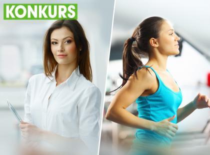 Jesteś aktywna fizycznie, a może dużo pracujesz? Weź udział w konkursie i wygraj zestaw od Rexony lub Dove!