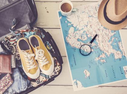 Jesteś na wakacjach? Napisz kartkę z podróży!