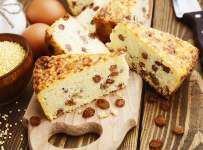 Jesteś uczulona na biały ser? Nie rezygnuj z ulubionego deseru! Sprawdź, jak zrobić sernik jaglany!