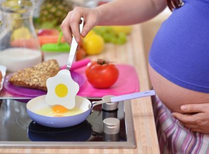 Jesteś w ciąży? Sprawdź dlaczego potrzebujesz cholinę!