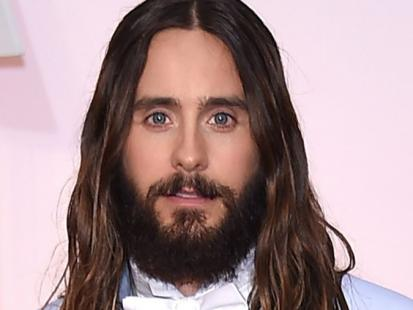 Jesteście fankami Jareda Leto? Aktor bardzo się zmienił