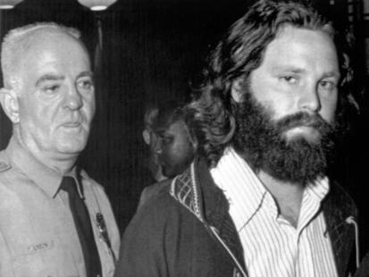 Jim Morrison - Ułaskawiony po śmierci