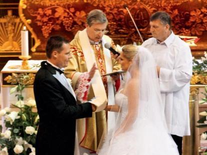 Joanna Liszowska i Ola Serneke - Ślub jak z bajki!