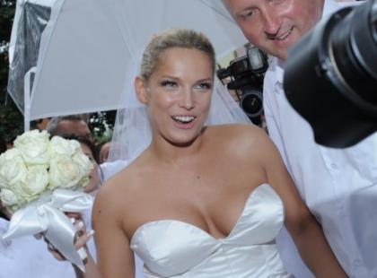 Joanna Liszowska poślubiła milionera