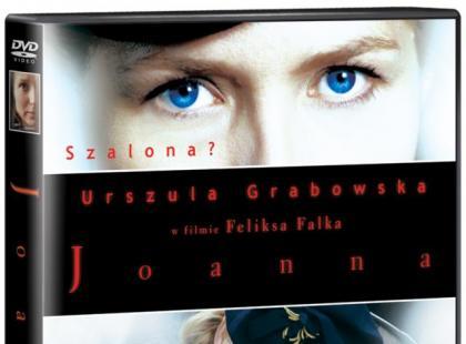 """""""Joanna"""" na DVD"""
