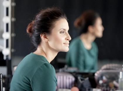 Joannahorodyńskagatta - kulisy sesji