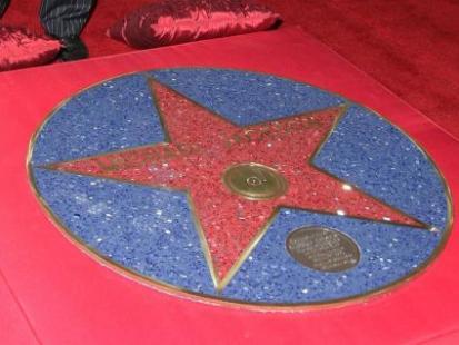 Joe Jackson odsłonił gwiazdę Michaela Jacksona