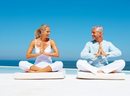 Joga – hinduski sposób na szczęście