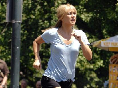Jogging - sport gwiazd
