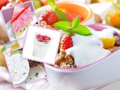 Jogurt na celowniku